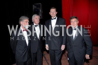 Tom Nelson,Pierre Vimont, Bernard Poussot, Carlos Paya Photo by Kyle Samperton