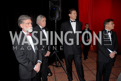 Tom Nelson, Pierre Vimont, Bernard Poussot Photo by Kyle Samperton