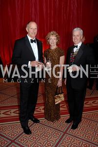 Buck Stinson, Beth Ludden, Chris Olson Photo by Kyle Samperton