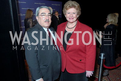 G.K. Butterfield, Debbie Stabenow, Photo by Kyle Samperton