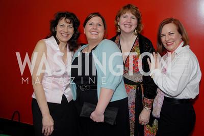 Diana Mayhew, Nicole Cardillo, Susan Norton, Kate Fairhurst  Photo by Kyle Samperton