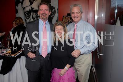 Jamie Sterling, Linda Donovan, Peter McKelvey  Photo by Kyle Samperton