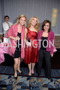 Jane Wusterbarth, Wendy Gordon, Gina Dalcouni  Photo by Kyle Samperton