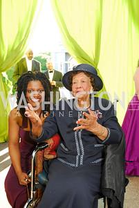 Aba Kwawu; Dorothy Height;
