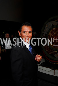 Kyle Samperton,October 7,2009,native American Museum,Wes Studi