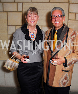 Kyle Samperton,October 7,2009,Native American Museum,Anne Marie Gover,Kevin Gover