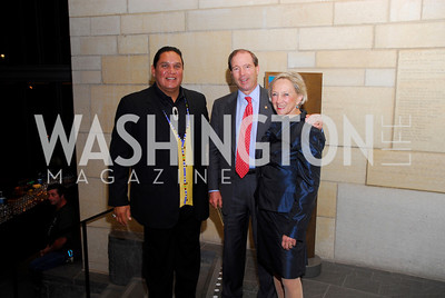 kyle samperton,October 7,2009,Native American Museum,Ernest Stevens,Sen,Tom Udall,Jill Udall