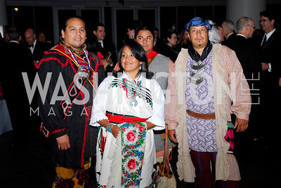 Kyle Samperton,October 7,2009,Native American Museum,Brian Zepeda,Lucretia Williams,Everett Osceola,Billy Walker