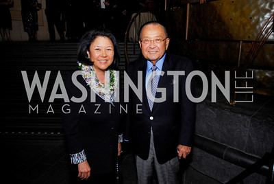 Kyle samperton,October 7,2009,Native American Museum,Irene Inouye,Sen,Daniel Inouye