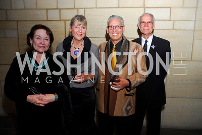 Kyle Samperton,October 7,2009,Native American Museum,Sandy Green,Anne Marie Gover,Kevin Gover,Glenn Green