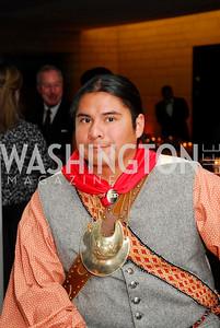 Kyle samperton,October 7,2009,Native American Museum,Everett Osceola