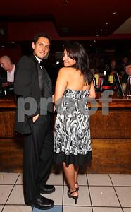 Alex Bowley and Adriana Mendez. 2009 Noche de Gala. Corcoran Gallery of Art. September 15 , 2009. photos by Tony Powell