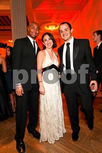 Adam Allen, Hilary Ashford-Ng, Eloy Martinez. 2009 Noche de Gala. Corcoran Gallery of Art. September 15 , 2009. photos by Tony Powell