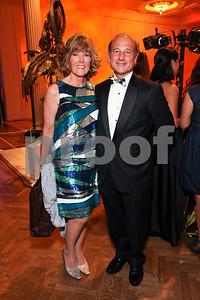 Ginny Grenham and Paul Zevnick. 2009 Noche de Gala. Corcoran Gallery of Art. September 15 , 2009