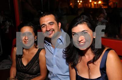 Felicia Escobar, Elvis Cordova, Erica Jacquez. 2009 Noche de Gala. Corcoran Gallery of Art. September 15 , 2009. photos by Tony Powell