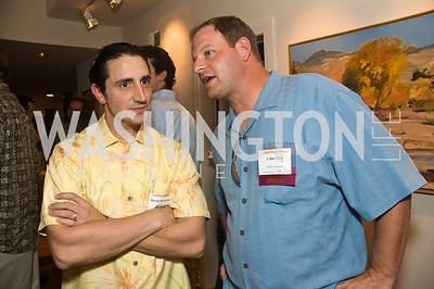 David Marinofsky, Colin Clark, Photograph by Betsy Spruill Clarke