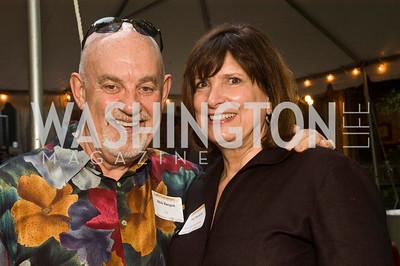 Dick Burgett, Jen Norman, Photograph by Betsy Spruill Clarke