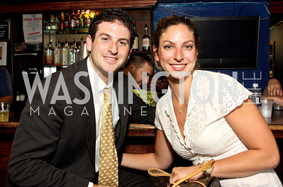Jared Cohen, Emily Nestler, Photograph by Tony Powell