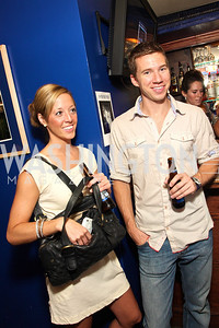 Heidi Gonso, Matt Carey, Photograph by Tony Powell