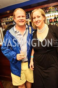 Peter Feldman, Alexandra Libby, Photograph by Tony Powell