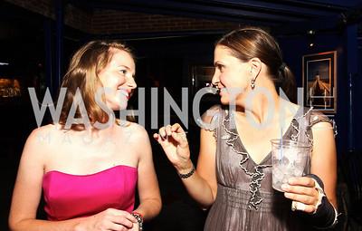 Becca Glover, Rachel Howell, Photograph by Tony Powell