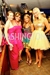 Becca Glover, Nikki Hill, Rebecca Canan, Coventry Burke, Photograph by Tony Powell