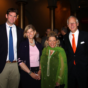 Ben Jeffrey, Robin Jeffrey, Mimi Perlman, Ruben Jeffrey Philip Trager Reception. October 7, 2009. Photos by Michael Domingo
