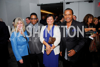 Kyle Samperton,October 11,2009,Thelonious Monk,Tipper Gore,Herbie Hancock,Debra Lee,Billy Dee Williams