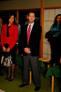 Kyle Samperton,November 19,2009,Pink Tie Dinner,Shawn Breck
