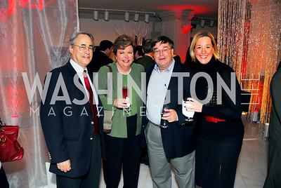 Kyle Samperton,October 23,2009,Podesta Birthday Party, Carl Leubsdorf,Susan Page,Charlie Cook,Meredith Harmon