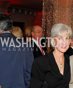 Kyle Samperton,October 23,2009,Podesta Birthday Party,Sec.Kathleen Sibelius