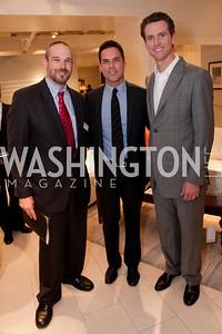 Michael Marino, George Valencia, Gavin Newsom