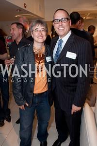Cathy Renna, Brian Blanton