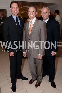 George Valencia, Ernesto Santalla, Glen Ackerman