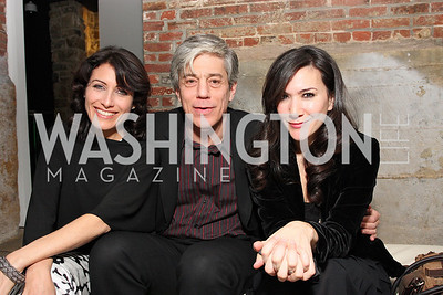 Lisa Edelstein, Peter Emerson, Nadia Dajani, Photo by Tony Powell