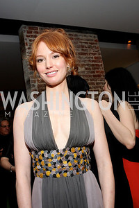 Alicia Witt,  Photo by Tony Powell