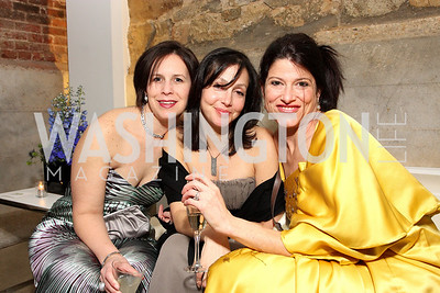 Marcy Laviage, Allison Baskes, Marci Rosenberg, Photo by Tony Powell