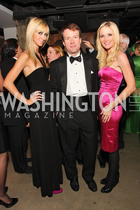 jaclyn gower, michael saylor, priscilla cooney Photo by Tony Powell