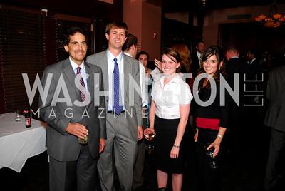 Craig Orfield,Michael Mahaffey,Sara McElroy,Betsy Barrett, Photograph by Kyle Samperton