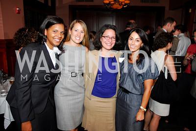 Sondra Spaulding,Marsha Catron,Angela Barranco,Lindsay Ellenbogen, Photograph by Kyle Samperton