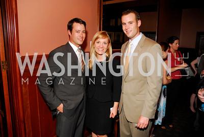 Dan Tatro,Robin WInchell,Jordan Clothier, Photograph by Kyle Samperton