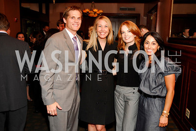 Stephen Wymer,Lisa Schultz,Ashley Glacel,Lindsay Ellenbogen, Photograph by Kyle Samperton