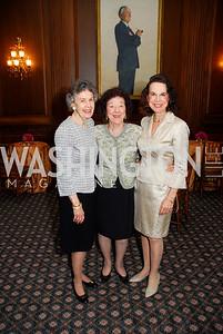 Thea Stidum, Josephine Pelletter, Norma Zimdahl. Photograph by Kyle Samperton