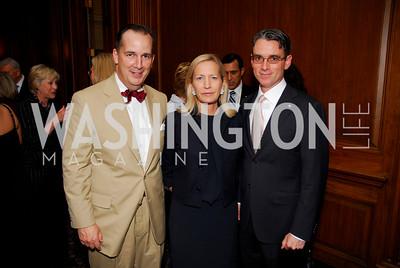 James McCrery, Linda Bond, Chas Fagin. Photograph by Kyle Samperton