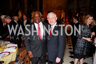 Clarence Smith , Jeff Sessions. Photograph by Kyle Samperton