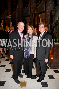 Kit Bond, Abby Blunt, Roy Blunt. Photograph by Kyle Samperton