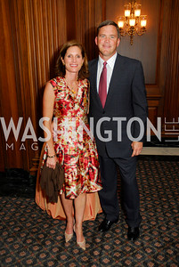 Anne Peterson, Jon Peterson.Photograph by Kyle Samperton