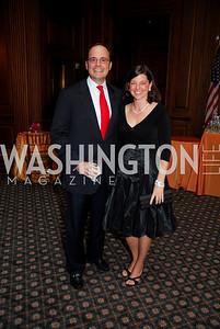 Roberto Mignone, Allison Mignone. Photograph by Kyle Samperton
