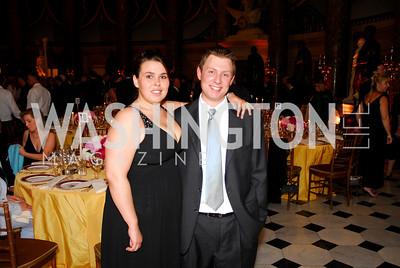 Nikki Steinhardt, Kenneth Steinhardt. Photograph by Kyle Samperton