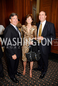 Michael Castile, Betty Comerford, Philip Comerford. Photograph by Kyle Samperton